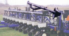 Fertilizer Augers for Corn Planters.