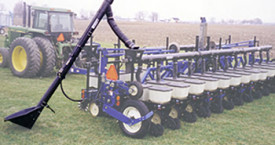 Fertilizer Augers for Corn Planters from Kasco.