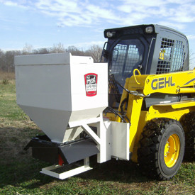 Salt spreaders, sand spreaders from Kasco Manufacturing.