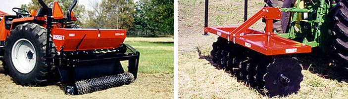 Kasco landscape equipment attachments