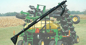 Auger equipment and attachments