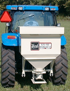 Model 1200C Broadcast Seeders/Spreaders.