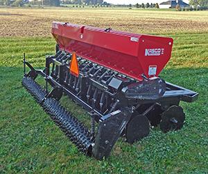 New 10' KED-120 Eco Drill.